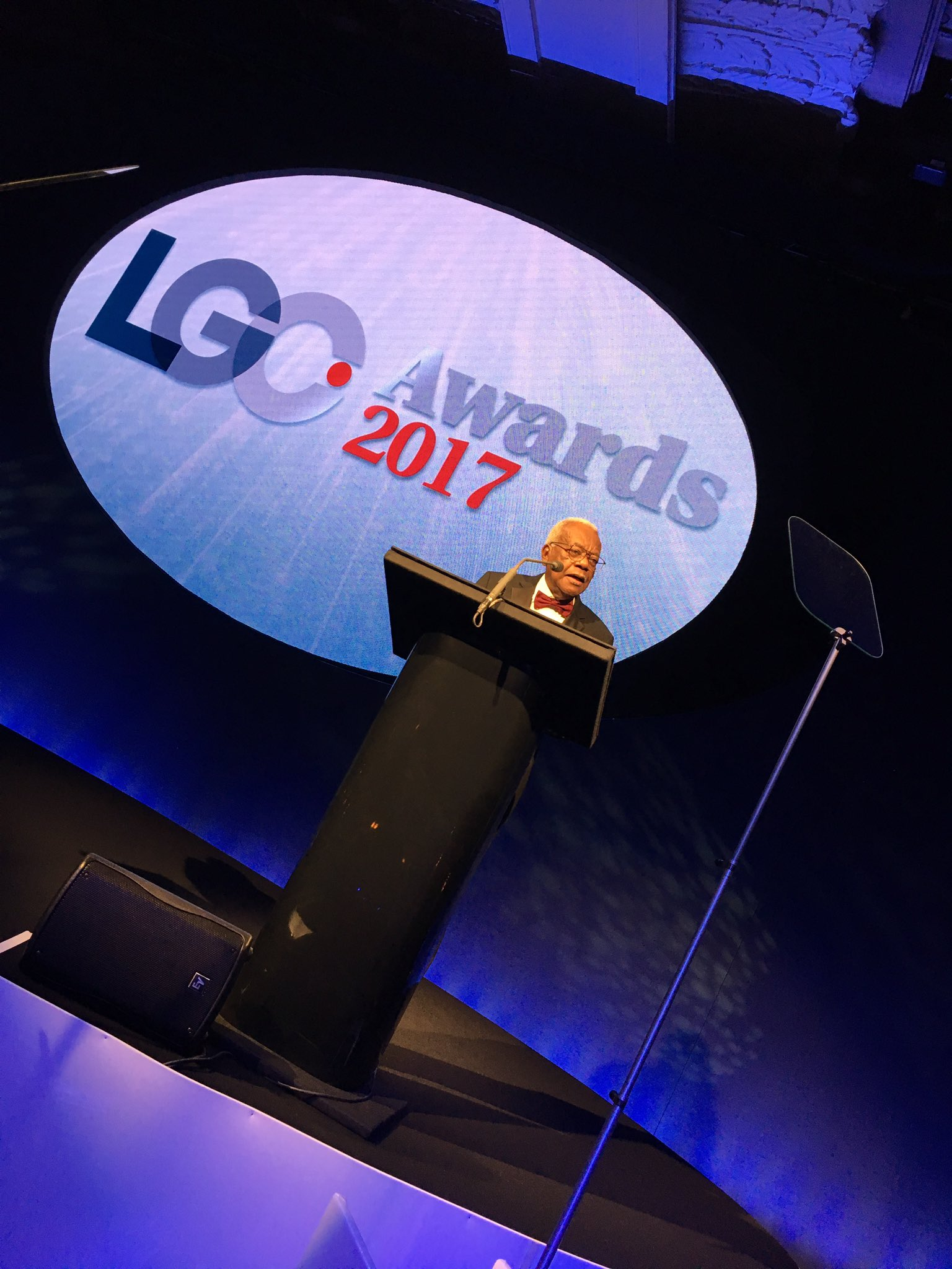 Delighted to share in the celebration of inspiring local government @LGCAwards this evening. The foundations for a decent society #lgcawards https://t.co/a6sE6bG4z6
