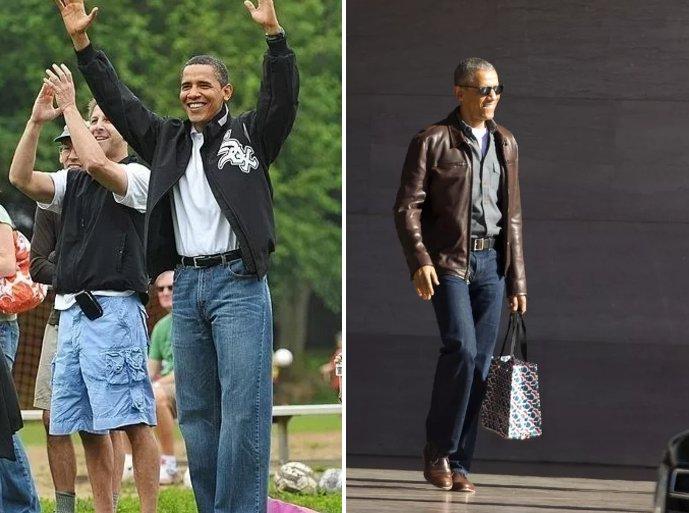 en &quot;dad Jeans&quot; ou pas, tu me manques #BarackObama  Le monde a plus que jamais besoin de la voix d&#39;un @POTUS44<br>http://pic.twitter.com/WXd9urLv83