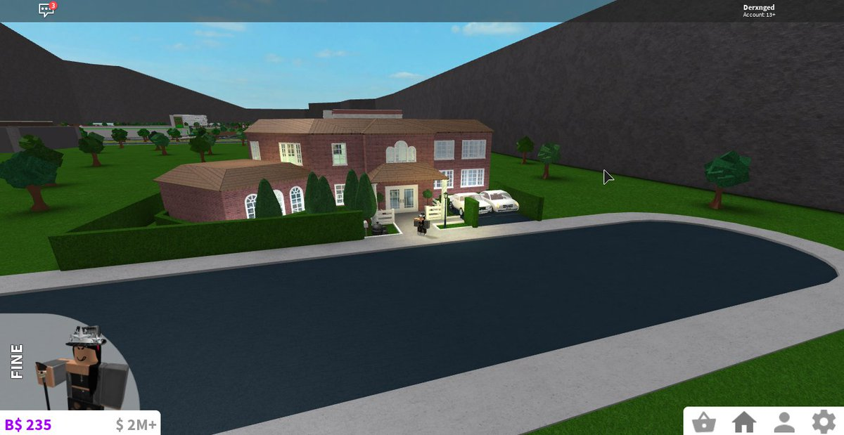 Roblox Bloxburg Home Ideas Pictures To Pin On Pinterest