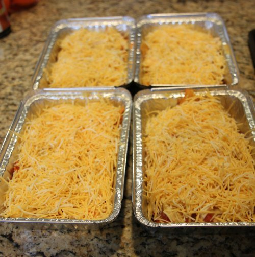 Chicken Mexicana Casserole