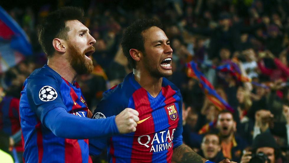 Neymar Chempionlar ligasini recordini yangiladi