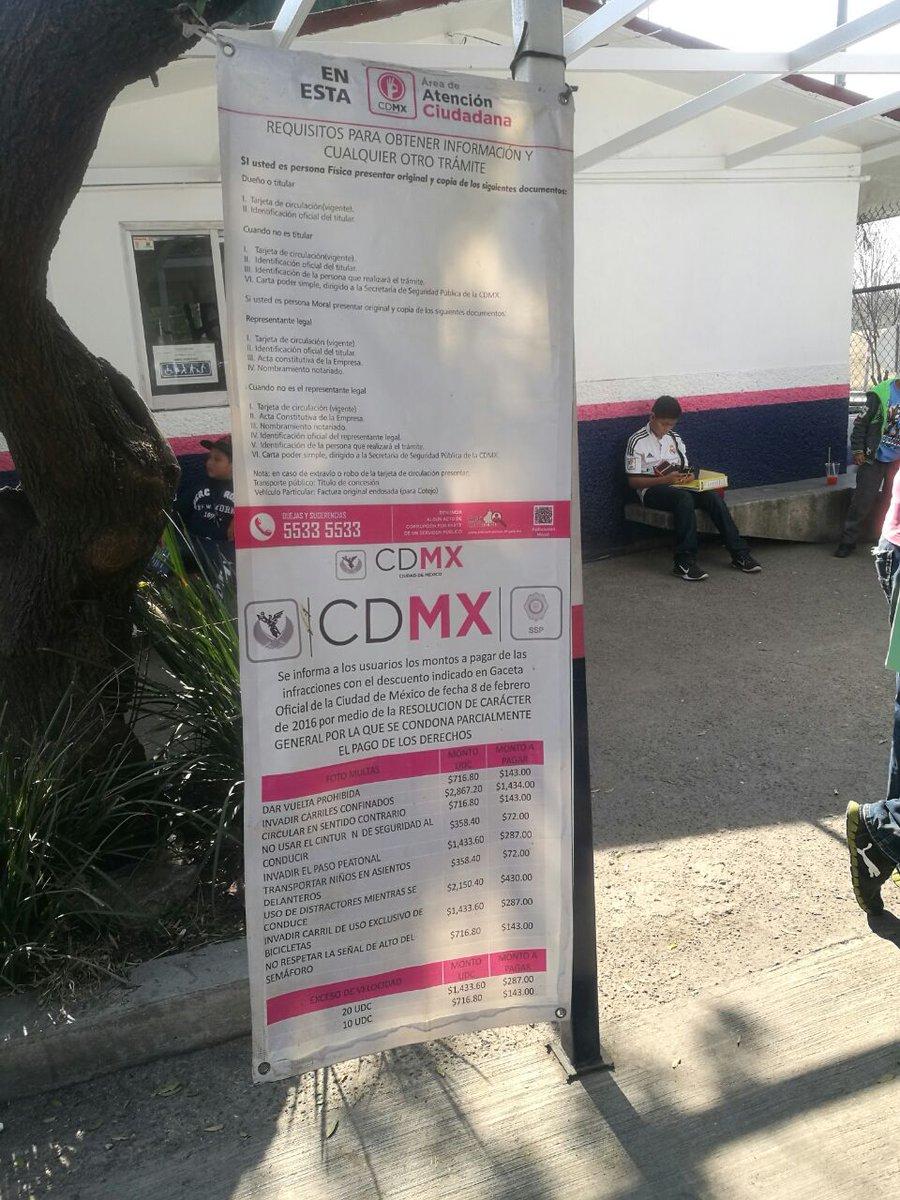 Tránsito Cdmx On Twitter Tienes Multas Acude A Los