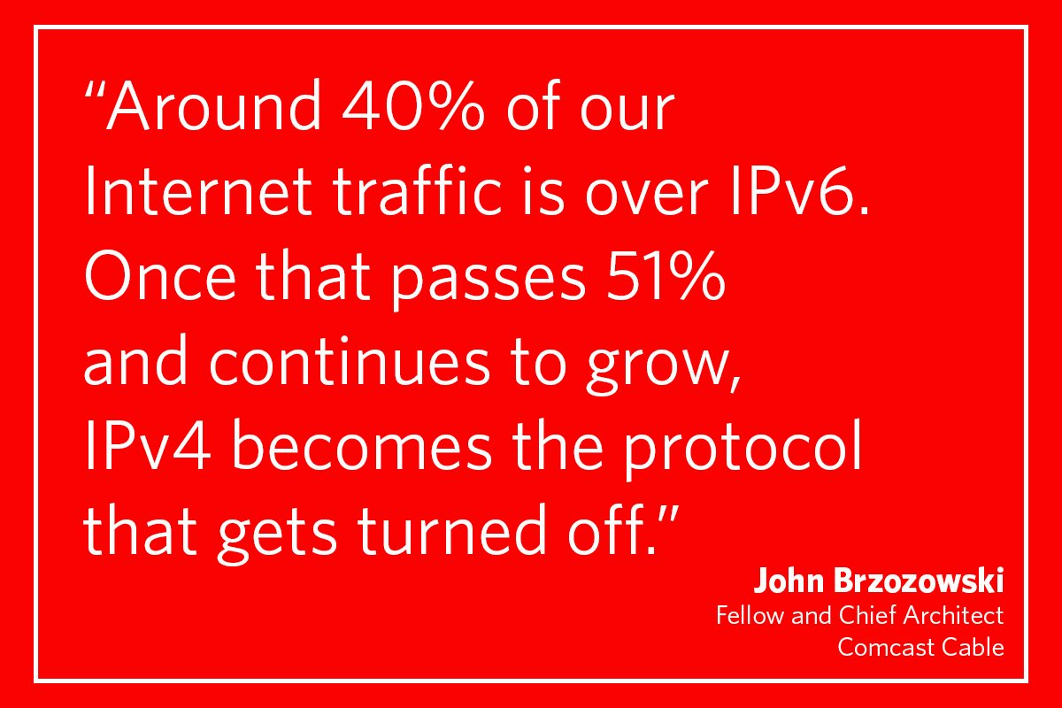 #IPv6 traffic ⬆️ is step closer to the day #IPv4 is turned off @comcast https://t.co/n0GZqAzKqt https://t.co/y1NsYjatAG