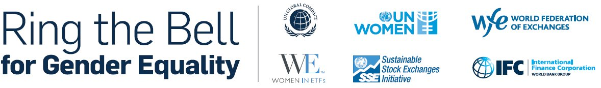 Congratulations @SSEinitiative, @IFC_org, @globalcompact, @TheWFE, @UN_Women & @WomeninETFs for a great #genderbell https://t.co/z24KN4tIpO https://t.co/muBvGsyxOT