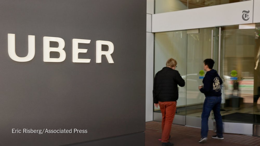 """Uber says it will review how it uses """"Greyball"""" in the wake of a New York Times article."""