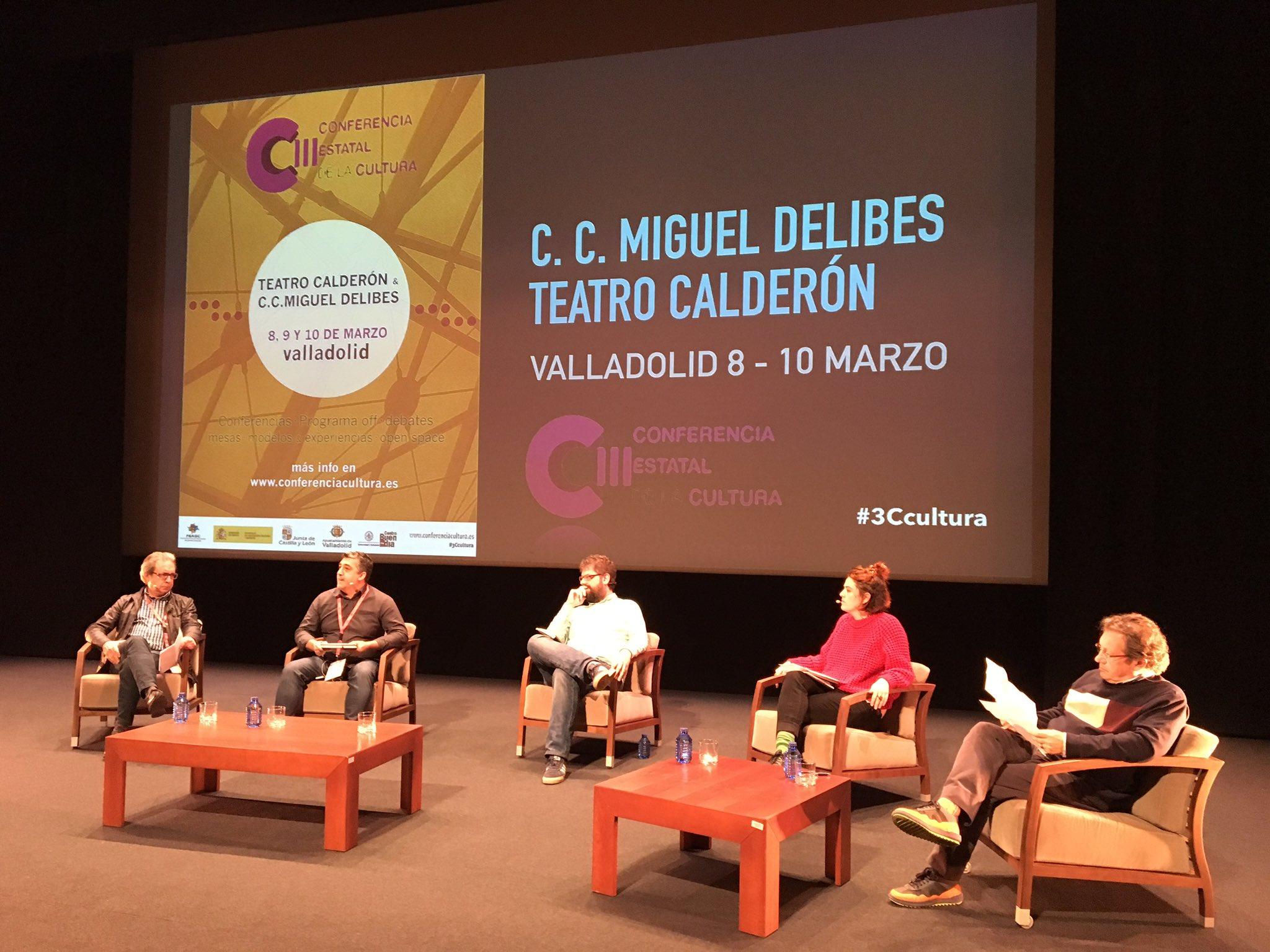 #JesúsAnta presenta #EnJuniolaEsgueva en nombre de las 8 asociaciones vecinales organizadoras en#3ccultura CC @GesCulCyL https://t.co/5HmbiF02Zq
