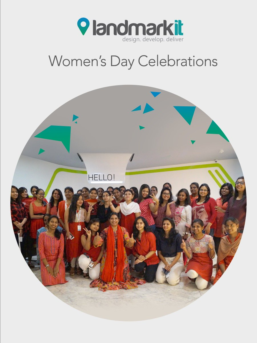 Celebrating #WomensDay, for all that has been.. And all that is yet to be. https://t.co/1oh3DUujSS