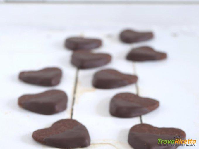 Frollini al cioccolato