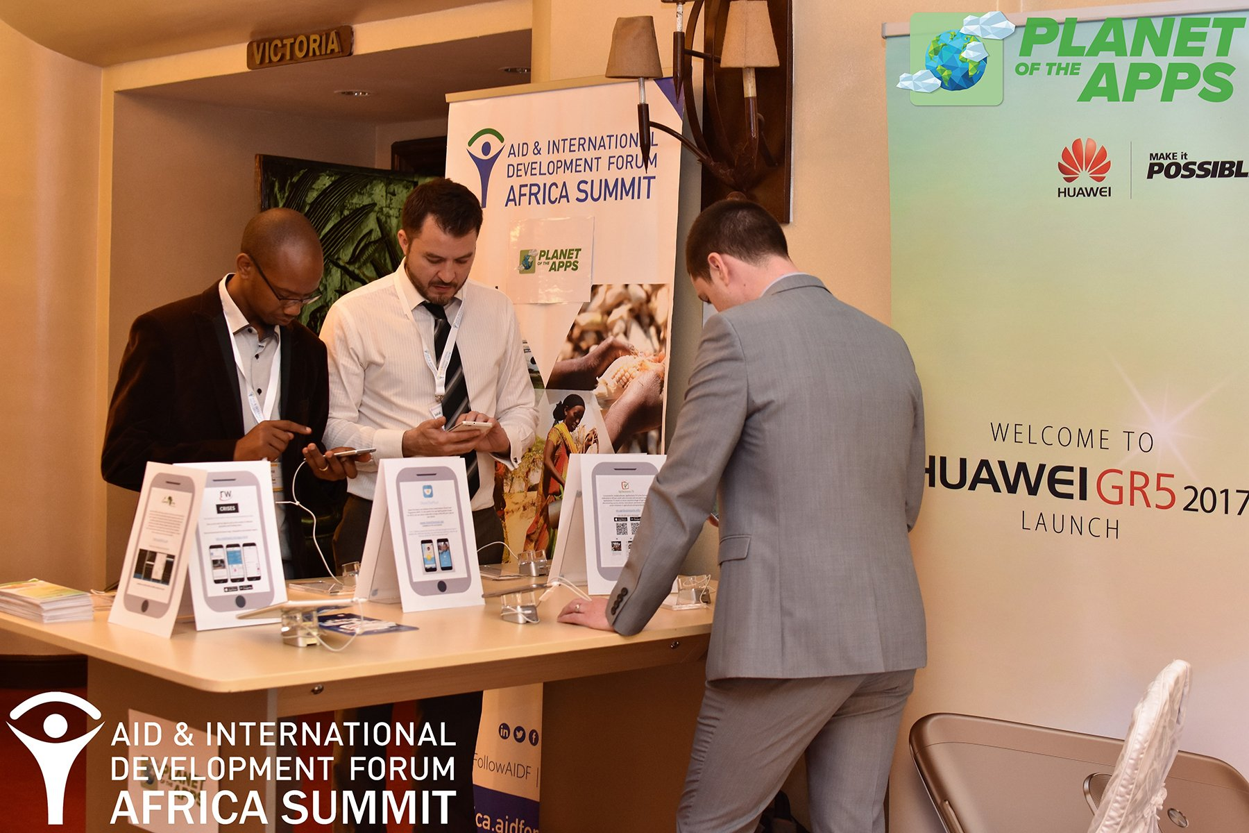 Find out which apps featured at #PlanetOfTheApps at #AIDFAfrica Summit. Thanks @HuaweiMobileKE for providing devices https://t.co/gTCVO8YQIX https://t.co/2p5GXqVRjn