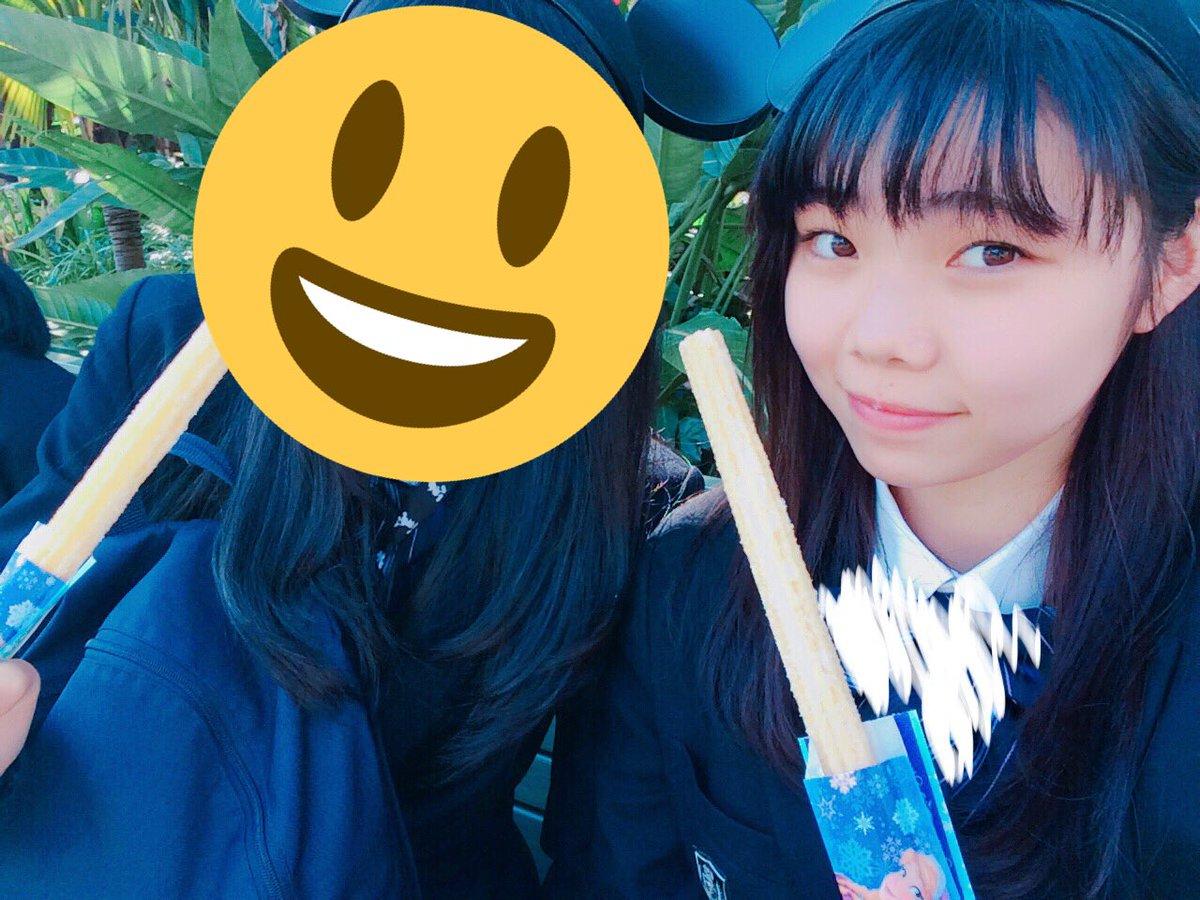 """鈴あおい(あおりん) on twitter: """"ディズニーちょ〜楽しかったっ"""