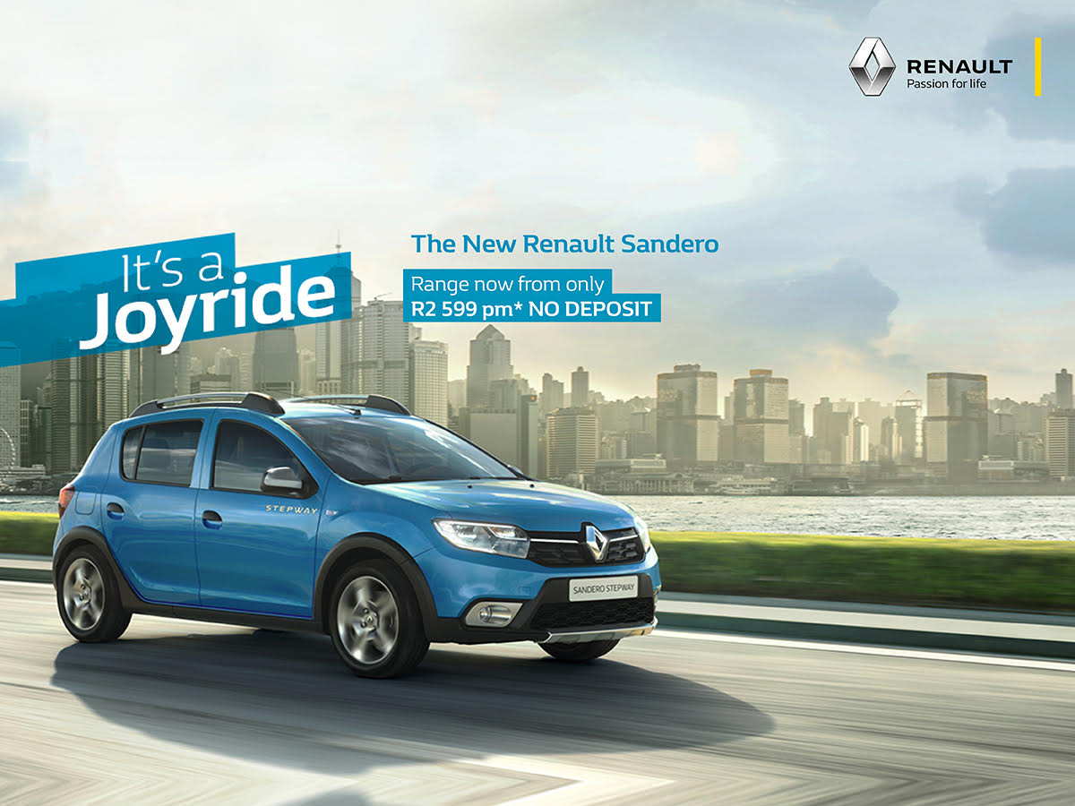 Carfind Co Za On Twitter Drive The New Renault Sandero From Only