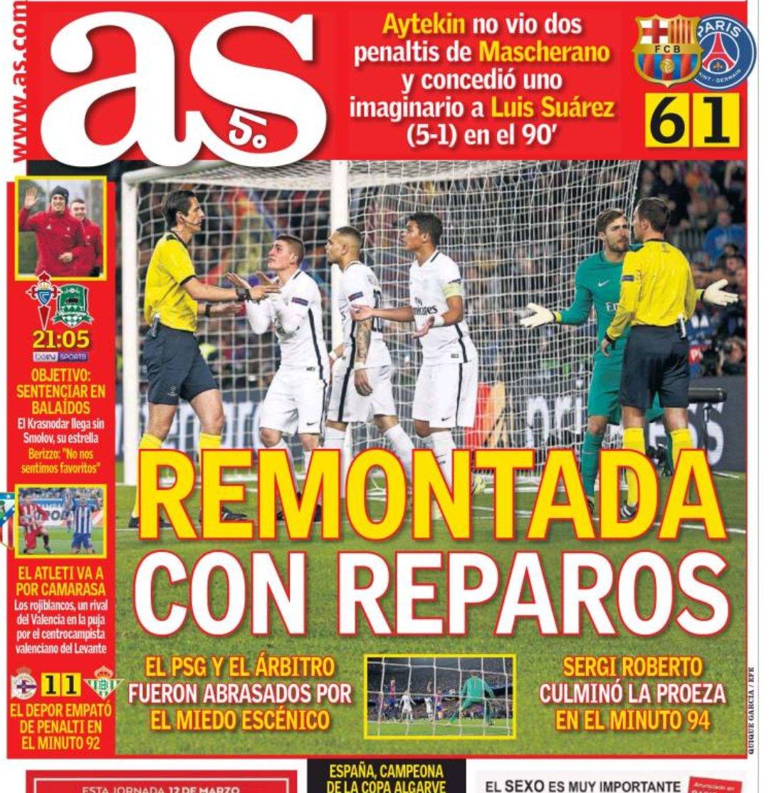 Barça - PSG - Página 6 C6dbL1MXEAAnfmA