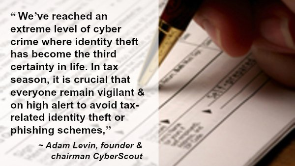 Keep your #tax refund out of the hands of fraudsters https://t.co/yR8zyn5KJ8 #money https://t.co/ZcsZihLeRd
