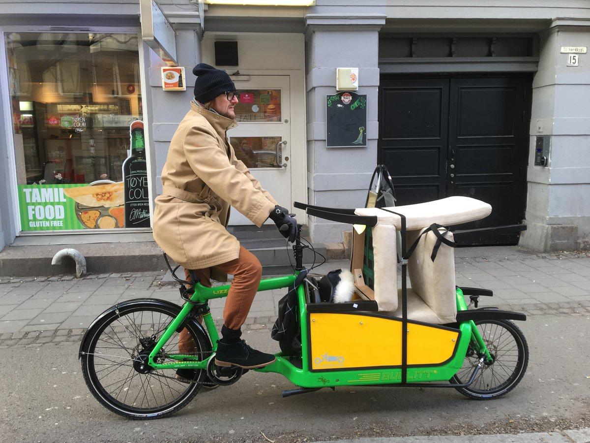 transport sykkel