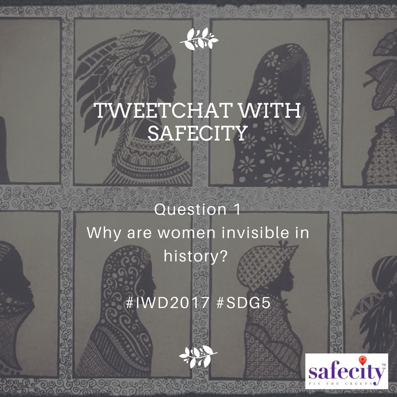 Here's Question 1! Do respond to this with A1 as your tag, and #IWD2017 #SDG5 added. https://t.co/yeVSfyCh53