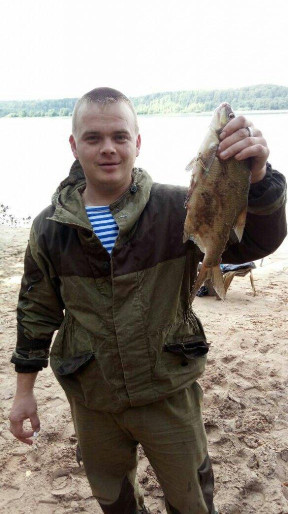 Отчёт о рыбалке на сяргозеро