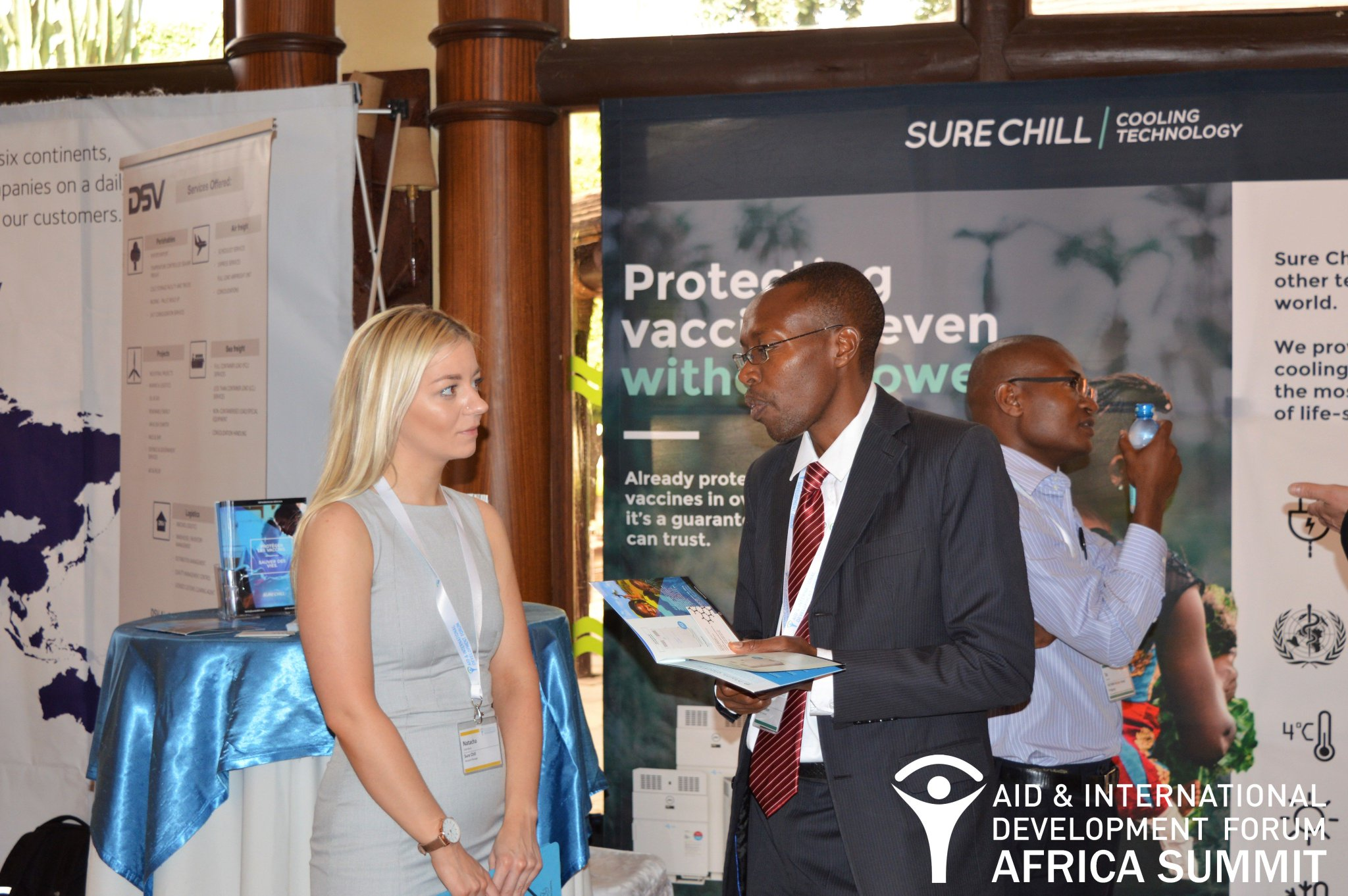 We were papped by @FollowAIDF at the #AIDFAfrica summit, a whole week ago! https://t.co/2ipyyIMkuf