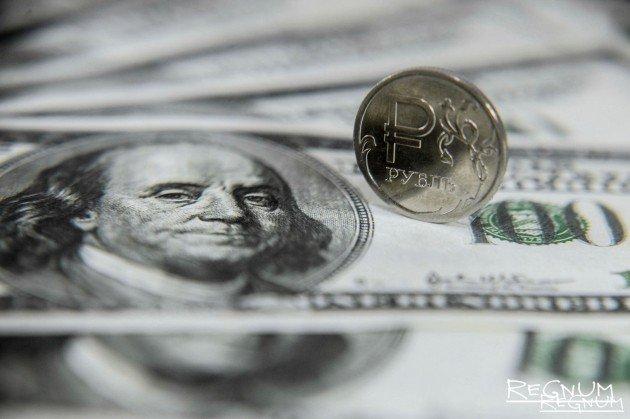 Форекс курс российского рубля к доллару