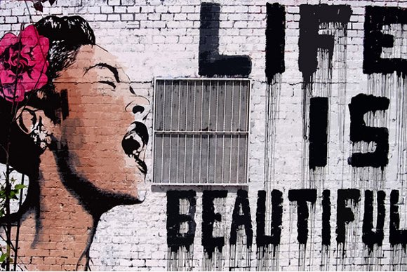banksy graffiti quotes - HD1500×1058