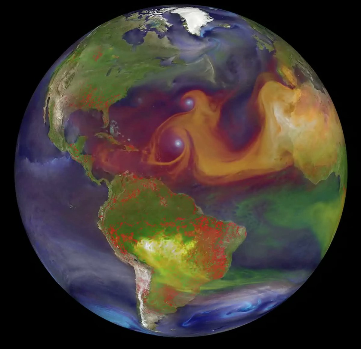 nasa scientist climate change - HD1200×1161