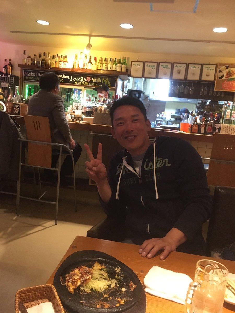 シモヤマンと箕面で!  気が知れてるし、色々話せて楽しいな! https://t.co/Yvuv0K6Mea