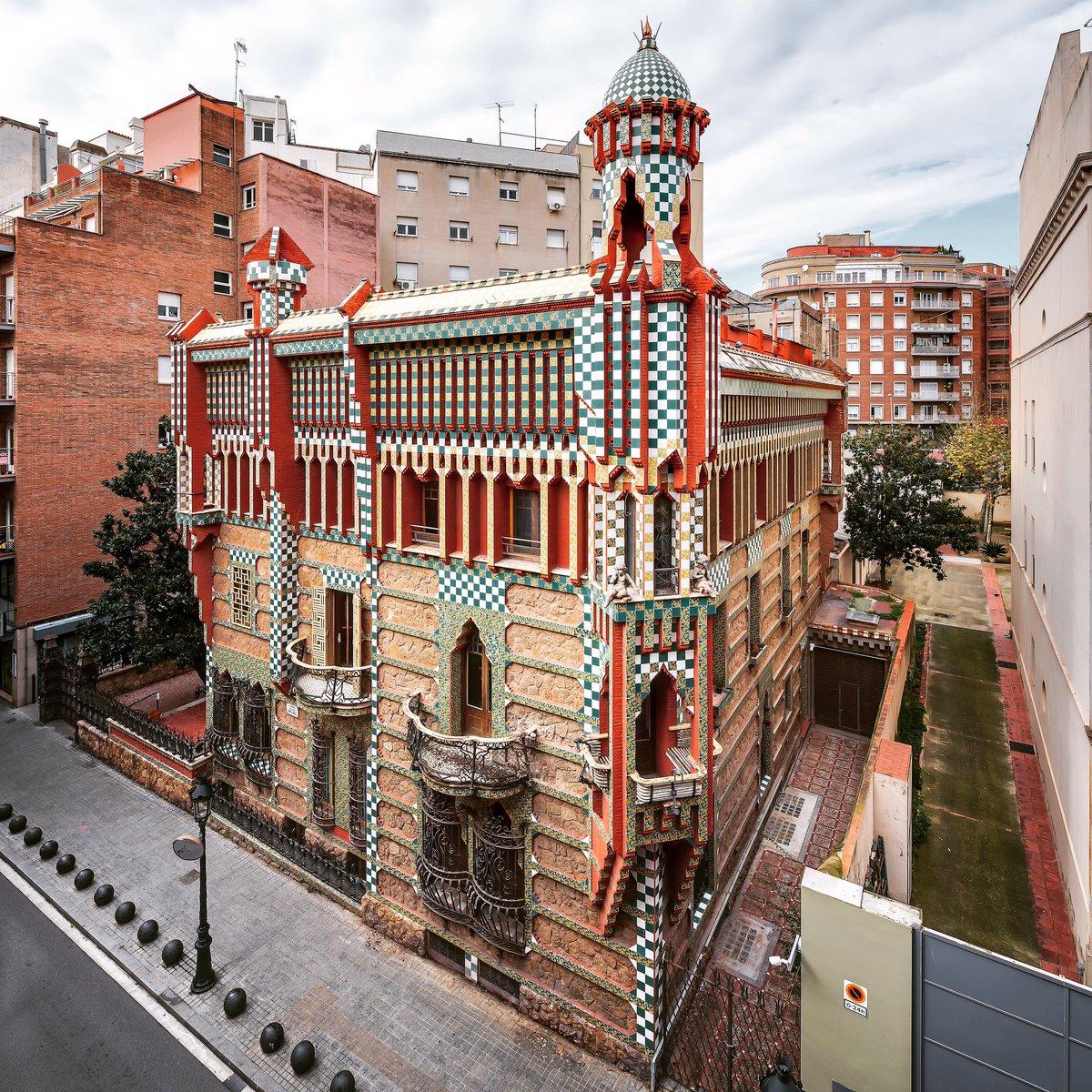Casa Vicens Casa Vicens Twitter
