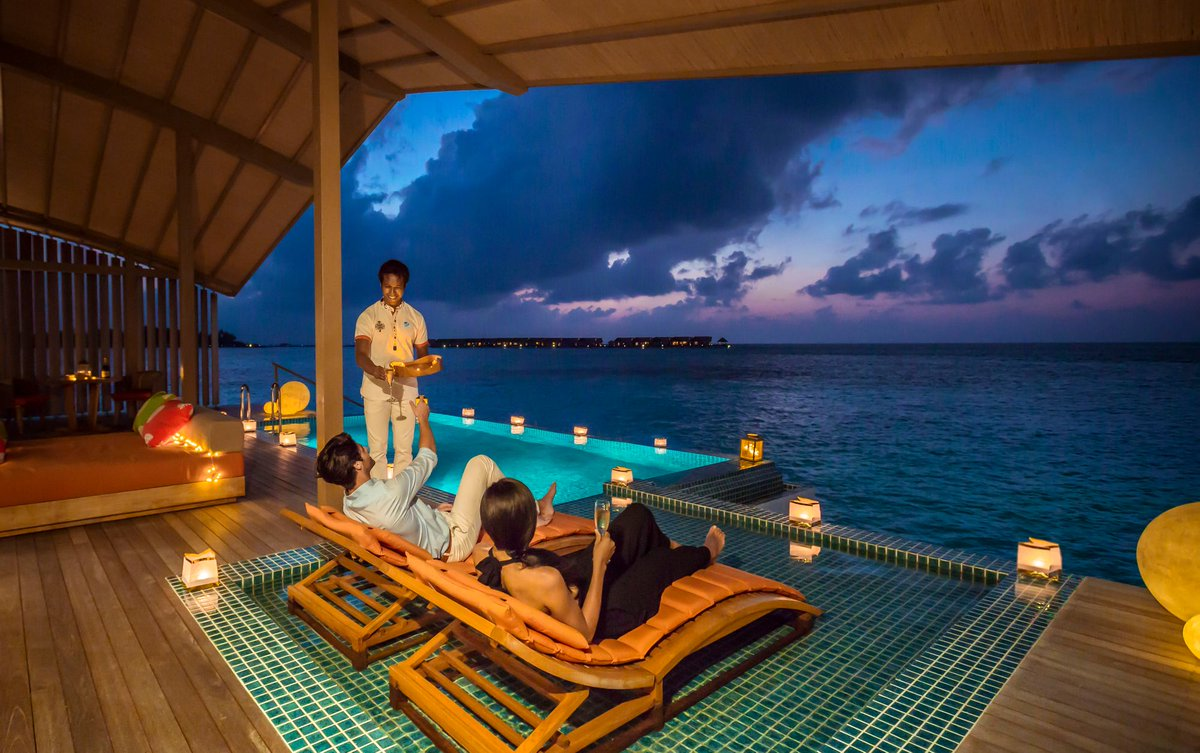 Where are you heading this #summer season ? Check out @clubmedIN 's #FinolhuVillas in #Maldives that defines luxury  https://t.co/oZl4DQsHgi https://t.co/0luKxPSCAW