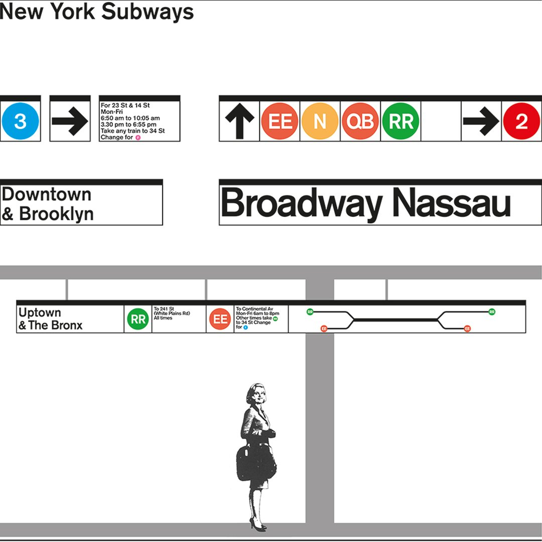 Subway Map Sign.Phaidon On Twitter Despite Being In Use For Only 7 Years