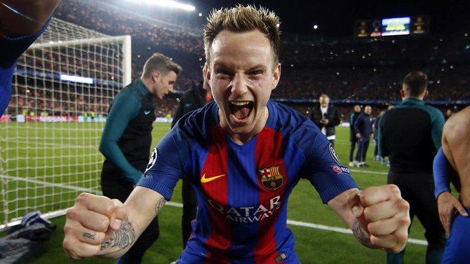 Ivan Rakitić adalah seorang pemain sepak bola berkewarganegaraan Kroasia kelahiran Swiss yang bermain untuk klub Barcelona pada posisi gelandang