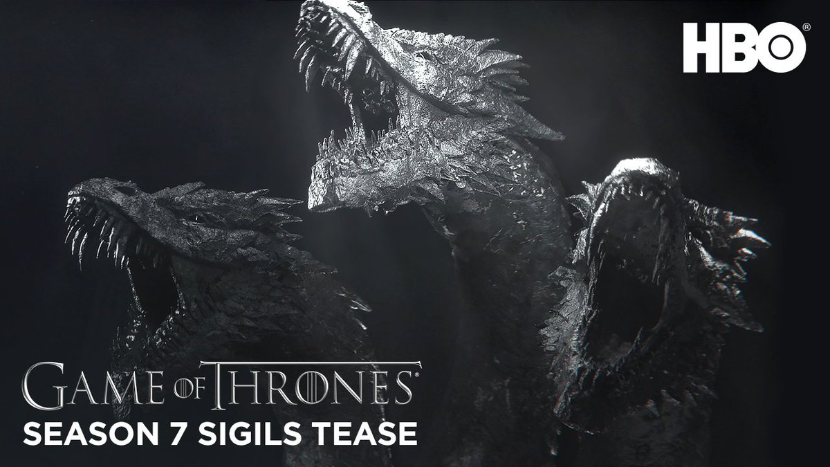 The great war is here. #GoTS7 premieres 7.16. https://t.co/1Jna10kNuQ