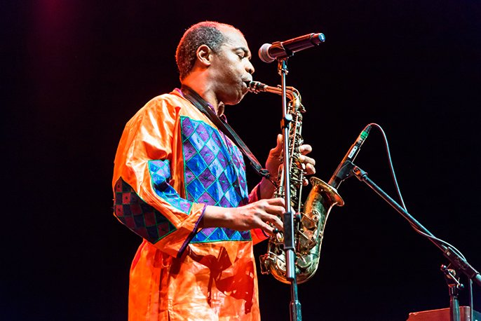 On the evening of 7th May at New Africa Shrine, Femi Kuti broke the world record for the longest single note on a saxophone note set in 1997 by Kenny G.