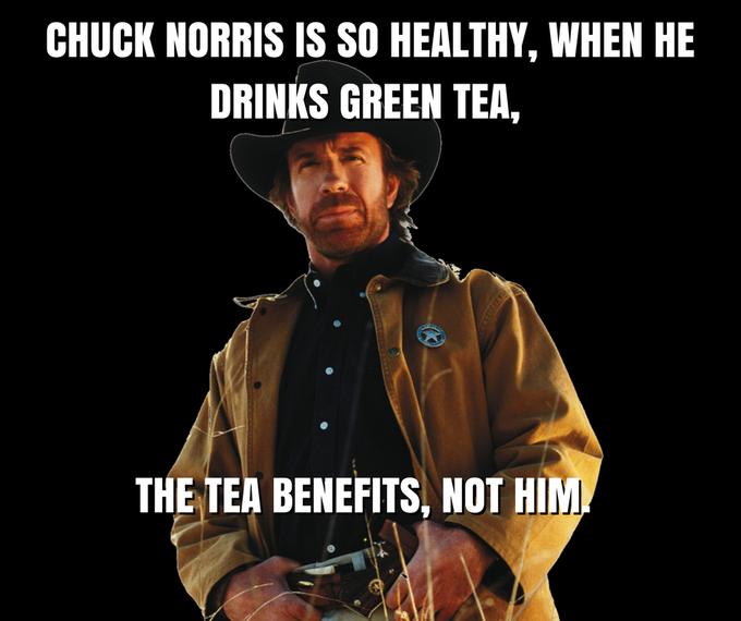 Happy birthday to Norris! to this meme