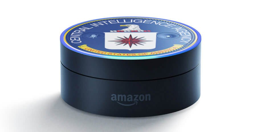 In video, Alexa goes strangely quiet when asked if it's connected to the CIA / Boing Boing