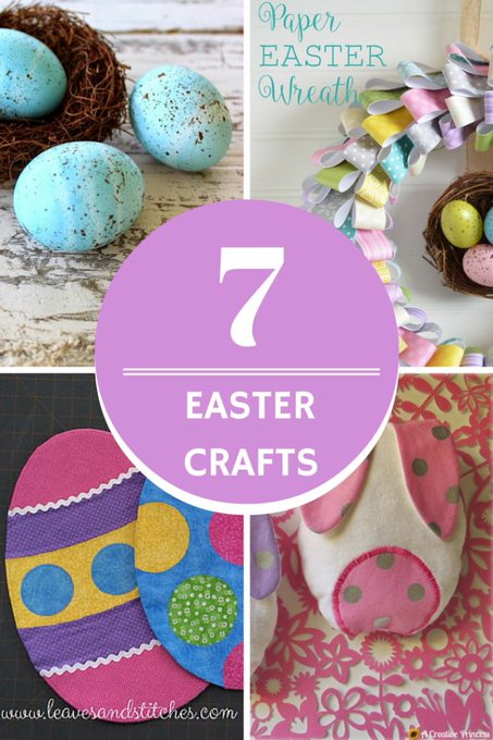 7 Fun Easter Crafts