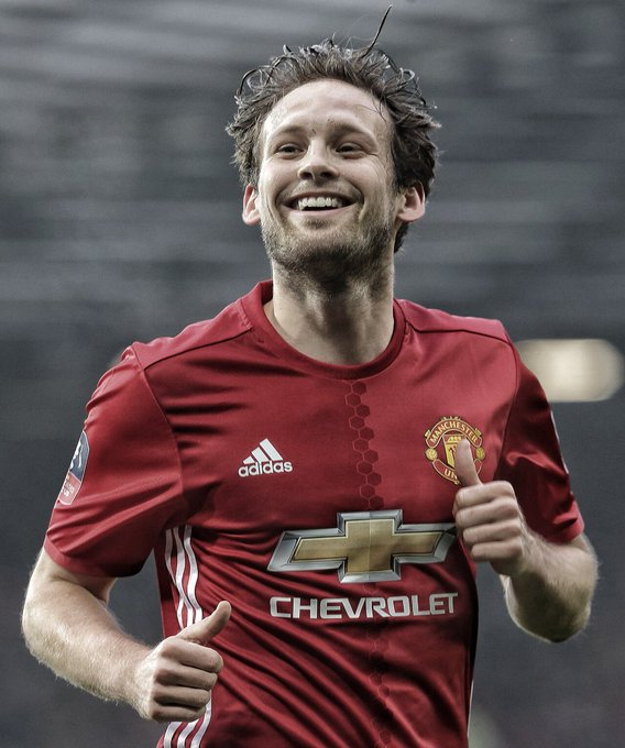 Happy birthday to Daley Blind. Turns 27 today.