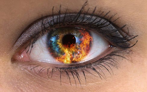 Why Does Smoking Cannabis Make Your Eyes Red?