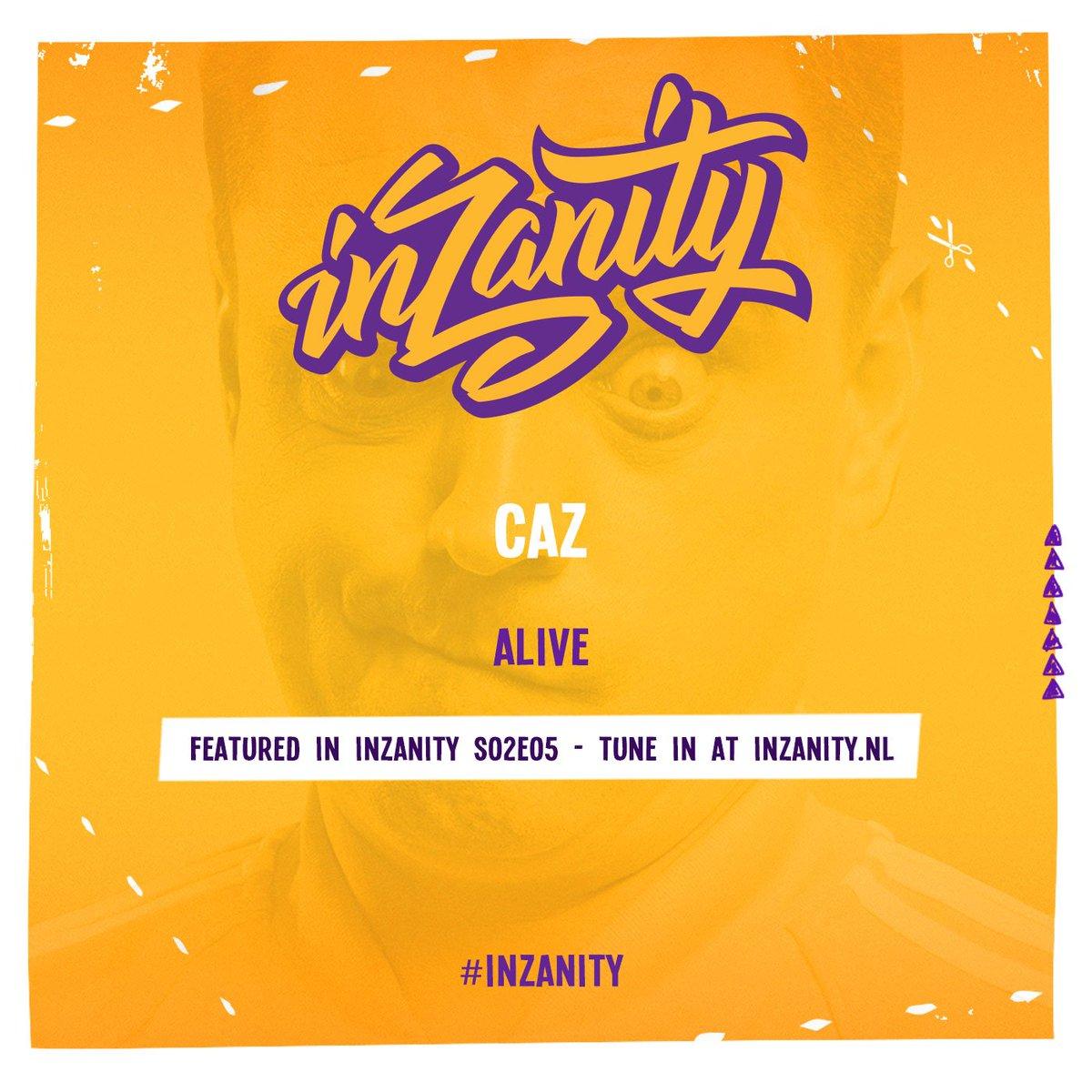 #NP @DJ__CaZ - Alive #inZanity #QDRadio https://t.co/F8zHZkCTnx