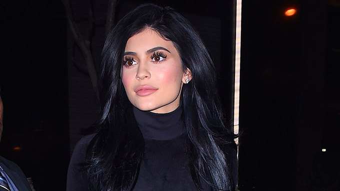 This Weird Video of Kylie Jenner Vogue-ing in the Sunlight Exists