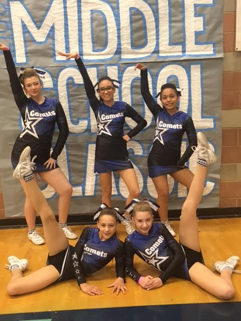 Think, cheer stunt group classic opinion