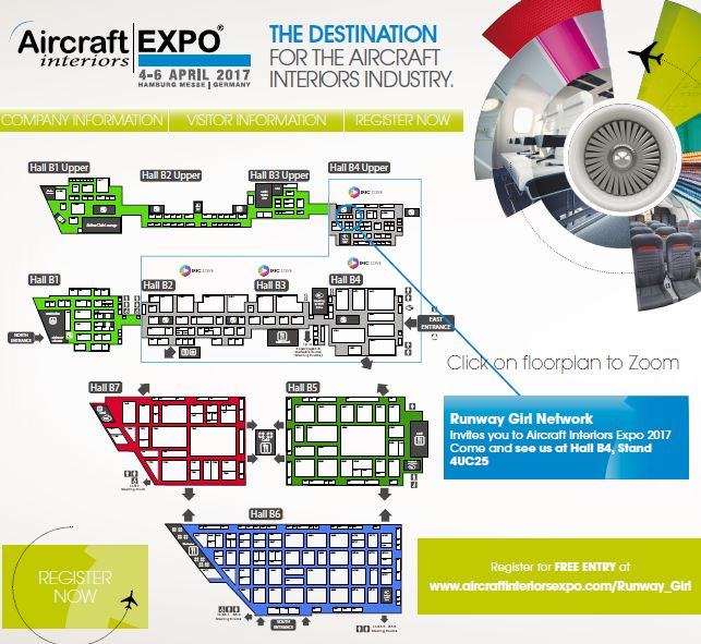 Made plans to attend the world's biggest aircraft interiors show, @aix_expo yet? Registration is free https://t.co/trkhBIss4m #PaxEx #AvGeek