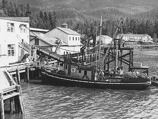 Almost immediately BC moved to protect the new white market: Indians were banned from commercial fishing from 1871 until 1923 4/ https://t.co/IohoMjF9sp