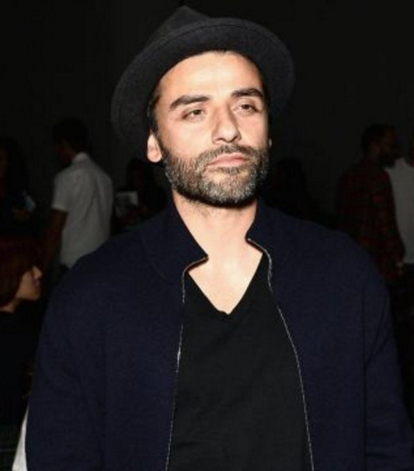 Happy birthday, Oscar Isaac!