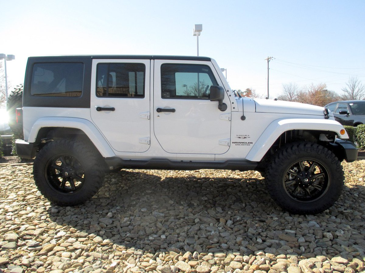 Carolina Custom On Twitter Check Out This Jeep Wrangler 3 Inch