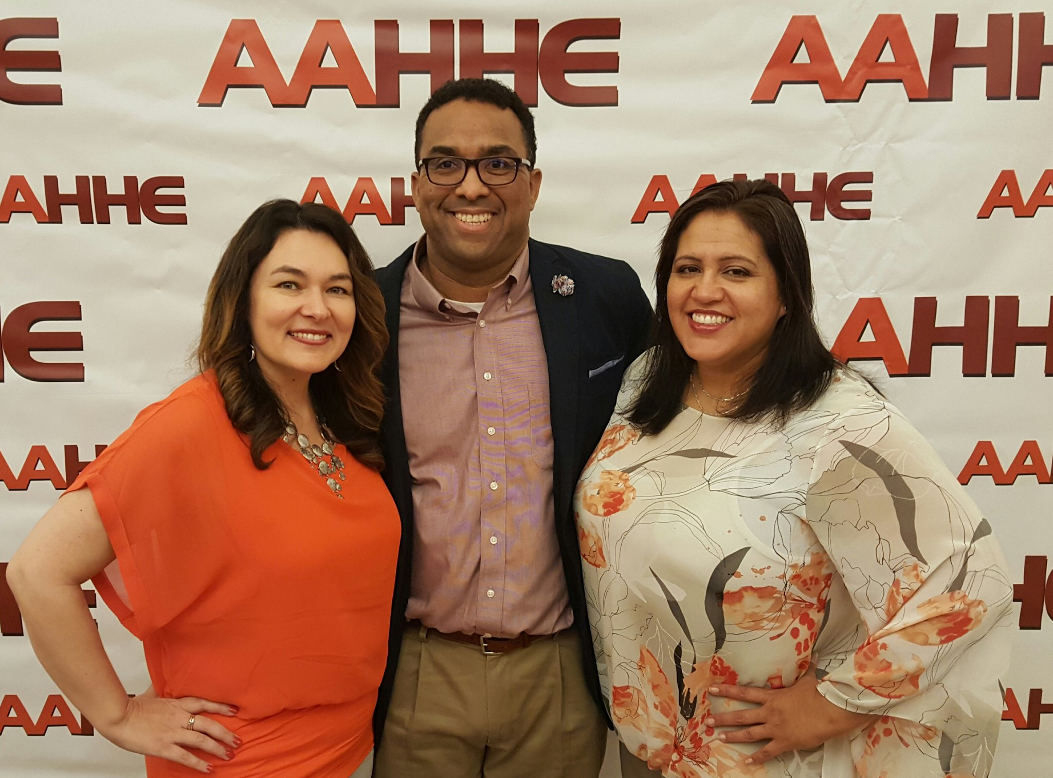 Thumbnail for @AAHHEconf American Assoc #Hispanic in Higher #Education #AAHHE17 conference