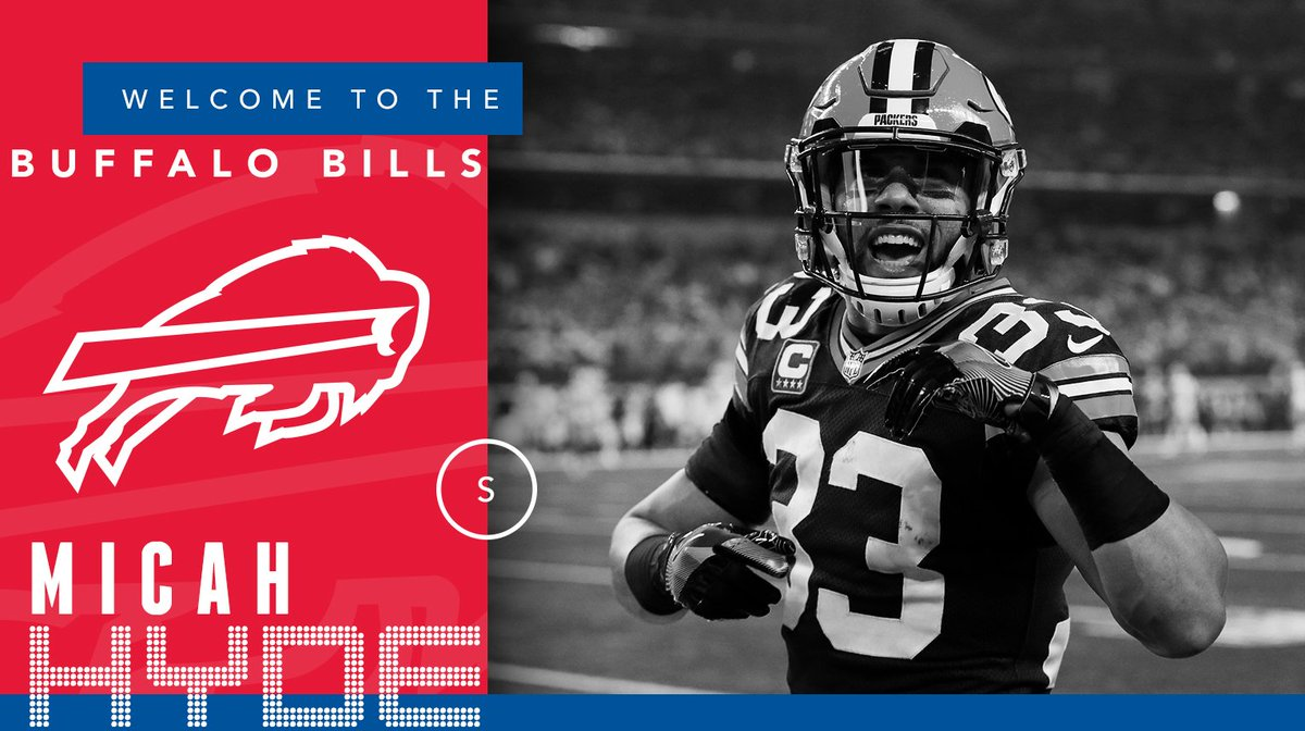 "Buffalo Bills on Twitter ""There s a new face in the secondary"