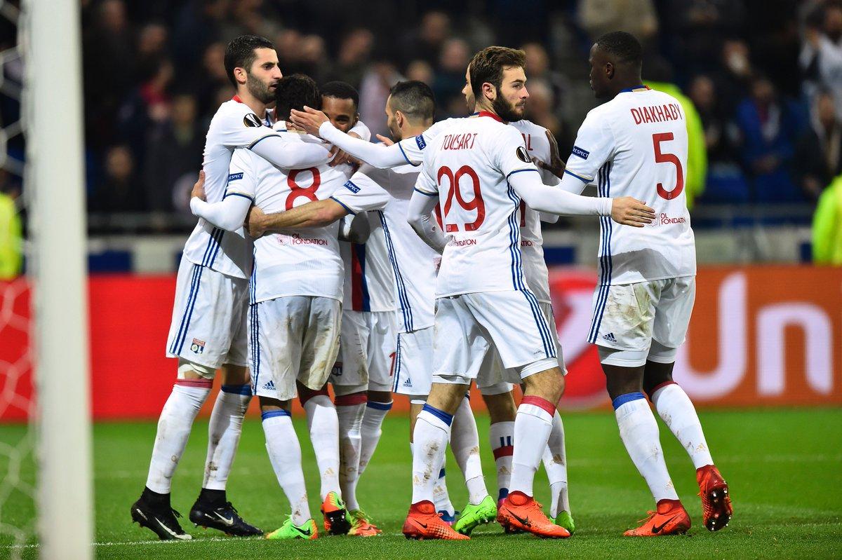 Video: Olympique Lyon vs AS Roma