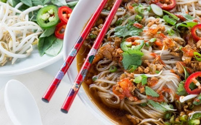 Sloppy Joe Pho [Vegan, Gluten-Free]