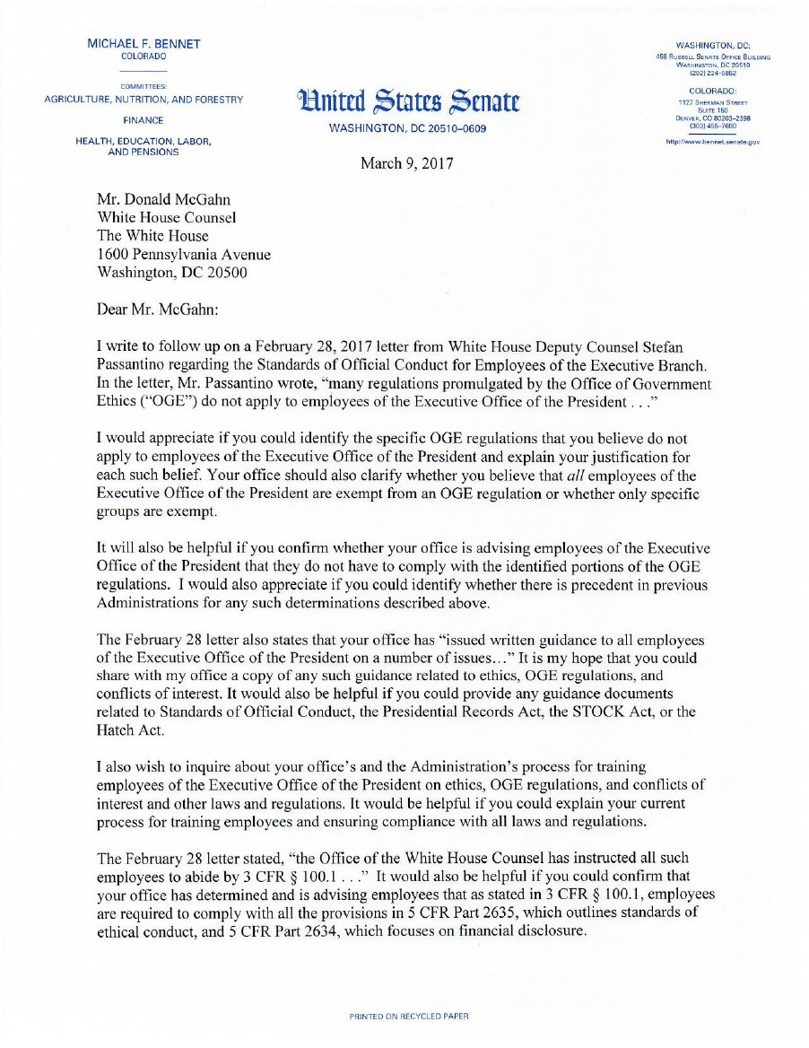 Us oge on twitter a letter to the chairman and ranking member heres our letter asking for more info on wh ethics requirements trainingpicitterpsvf2ekklm aljukfo Image collections