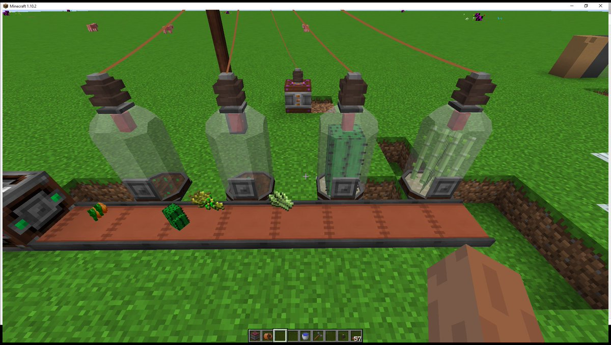grimmsunrize on twitter concept for automated farming in ie garden cloches credit for the idea goes to omega025 on github who made a mockup in - Garden Cloche