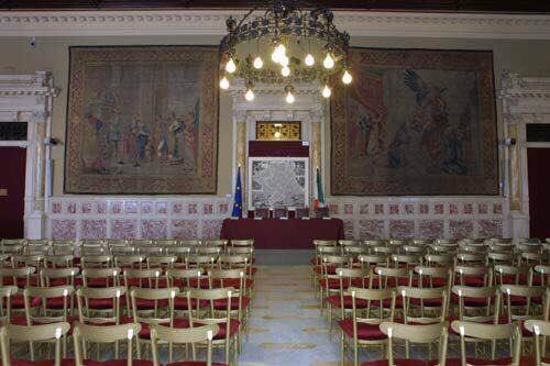 Enrica bonaccorti ebonaccorti twitter for Palazzo della camera dei deputati